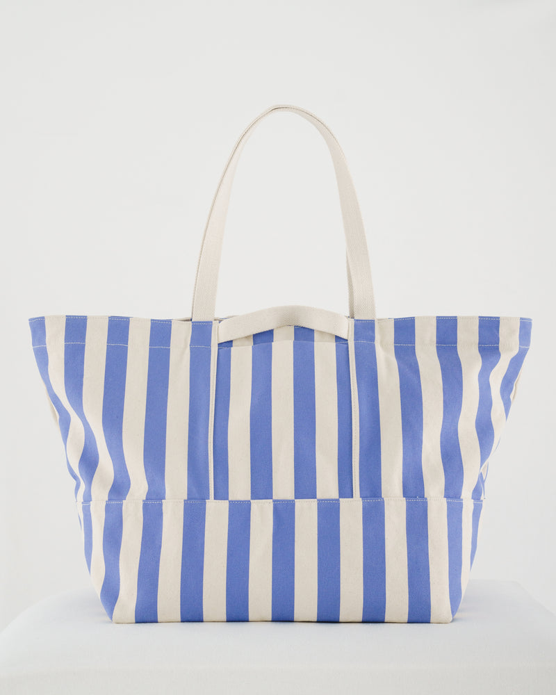 Weekend Bag - Cornflower Stripe
