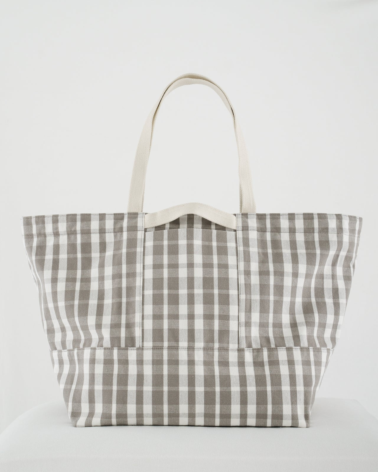 Weekend Bag - Dove Plaid