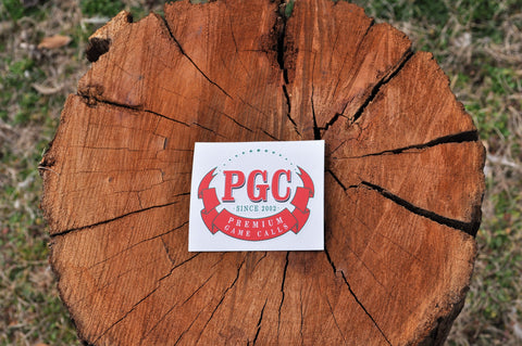 PGC sticker