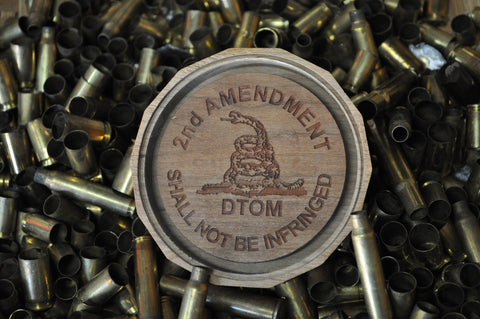 Don't Tread On Me Custom Crystal Call
