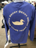Decoy Brands Unisex Comfort Colors Long Sleeve