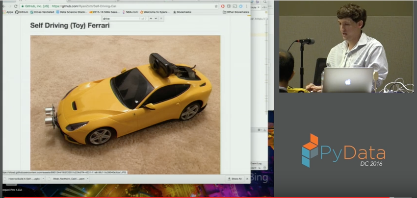 Building a Self Driving Toy Car with Python, OpenCV