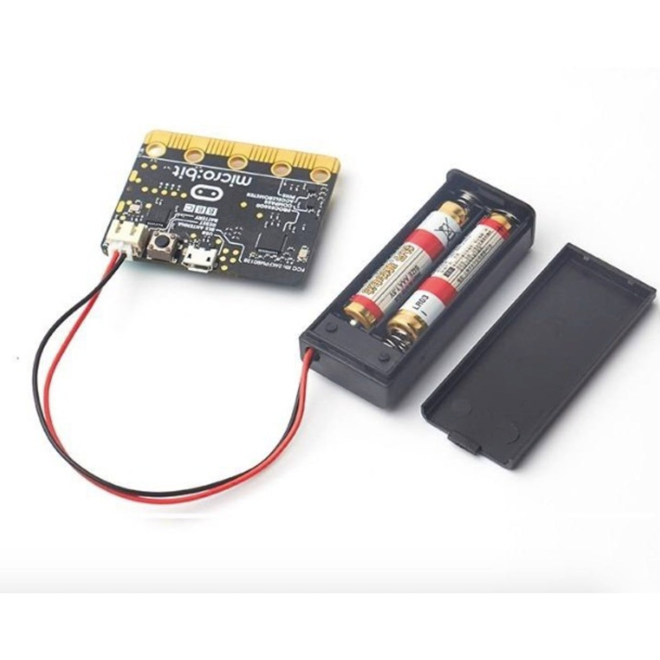 Micro:bit Power and Battery Packs