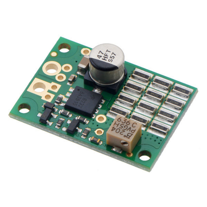 Shunt Regulator: Fine-Adjust HV, 4.10Ω, 15W