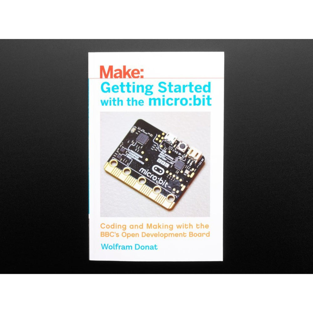 Getting Started with the micro:bit - by Wolfram Donat