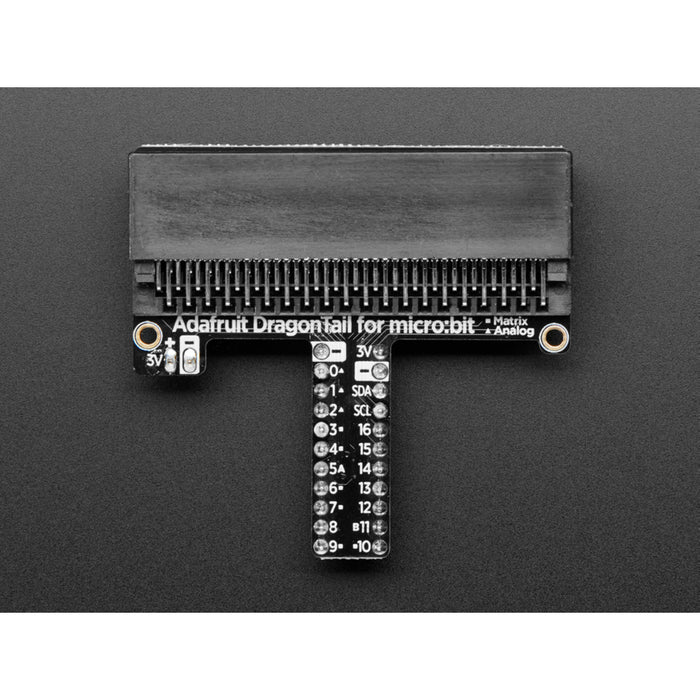 Adafruit DragonTail for micro:bit - Fully Assembled