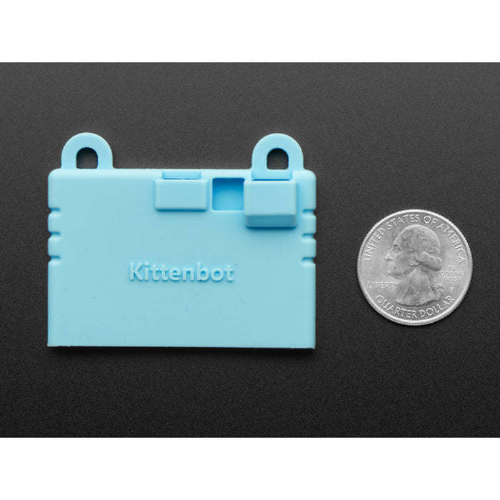 KittenBot Silicone Sleeve for micro:bit - Sky Blue