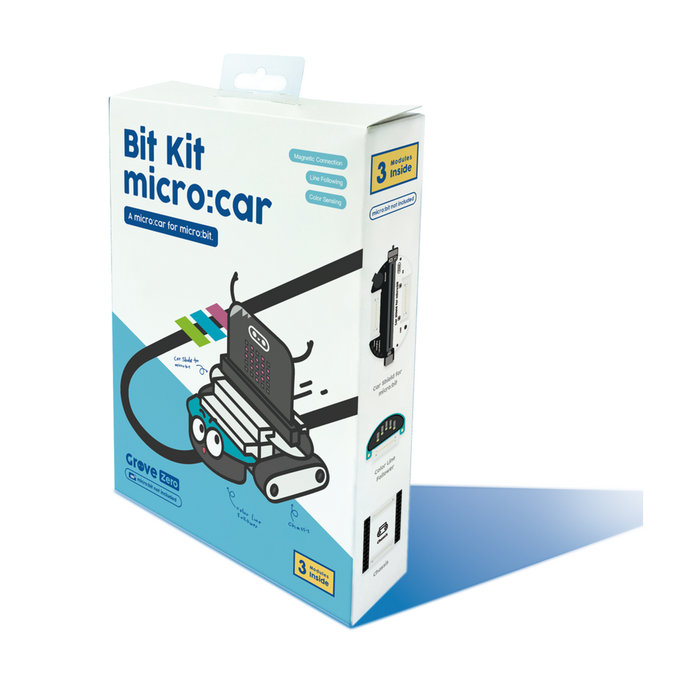 Grove Zero bit kit micro:car