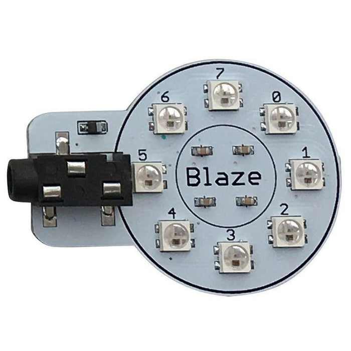 Blaze Gizmo for Playground - 8 Smart Pixels
