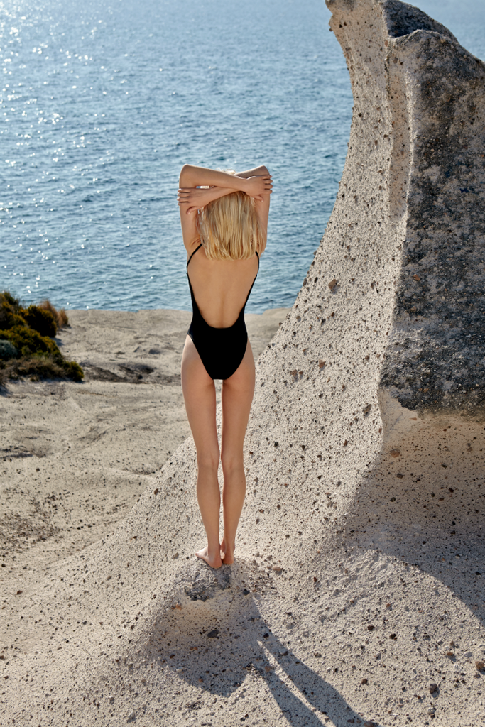 Lydia Swimsuit Black