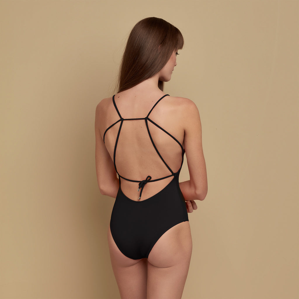 Alicia Swimsuit Black