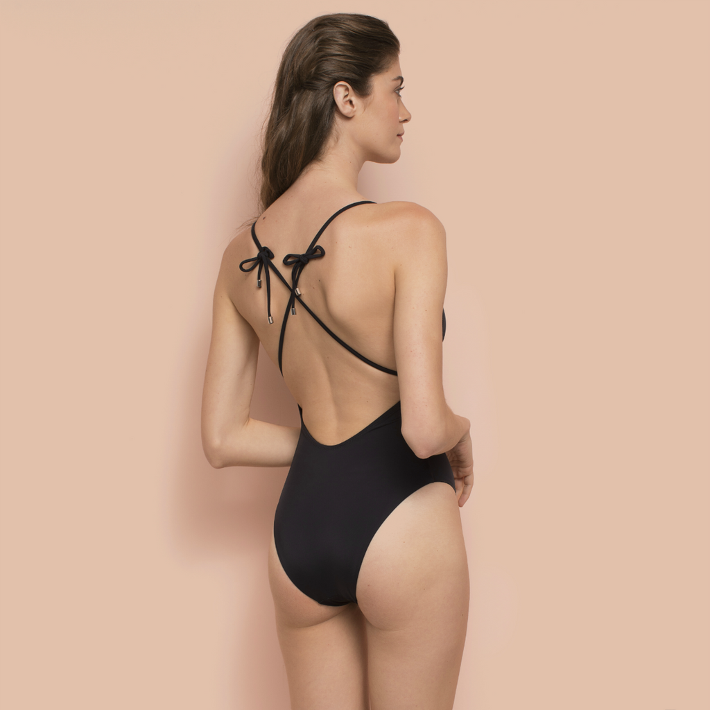 Irma Swimsuit Black