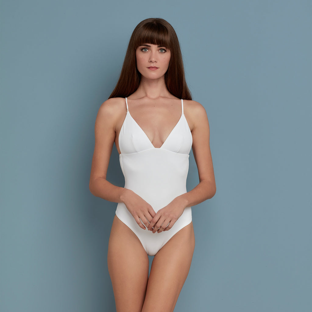 Ninette Swimsuit White
