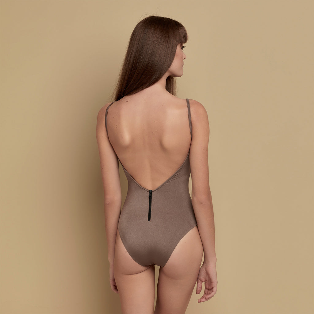 Tamara Swimsuit Platinum