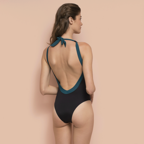 Violetta Swimsuit Black