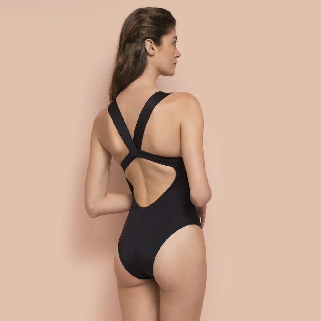 Zizi Swimsuit Black
