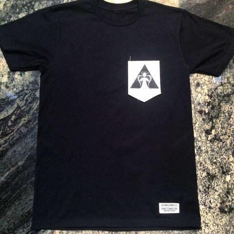 Angel Pocket Tee