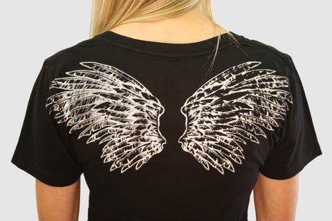 Angel Wings Deep V