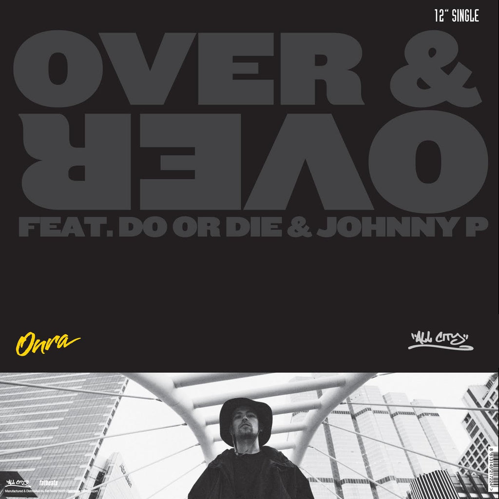 Over & Over / We Ridin'