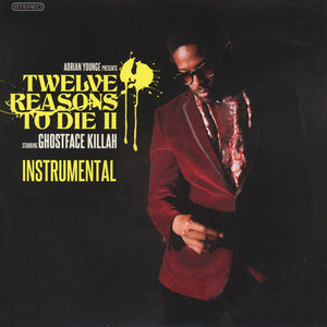 Twelve Reasons To Die II (Instrumental)