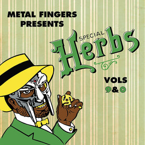 Metal Fingers Presents: Special Herbs Volume 9 & 0
