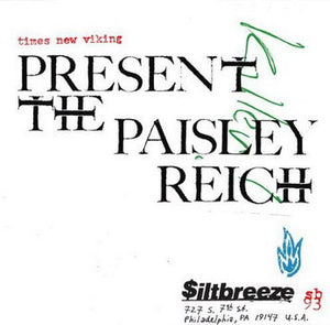 Present The Paisley Reich