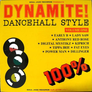 Dynamite! Dancehall Style Vol. One