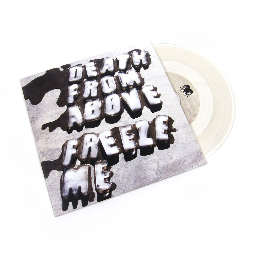 Freeze Me/Keep It Real Dumb 7""