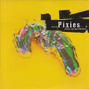 Best of Pixies Wave of Mutilation