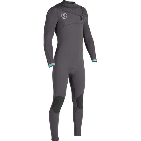 Vissla 7 Seas - Mens 4/3 Fullsuit - Dark Grey