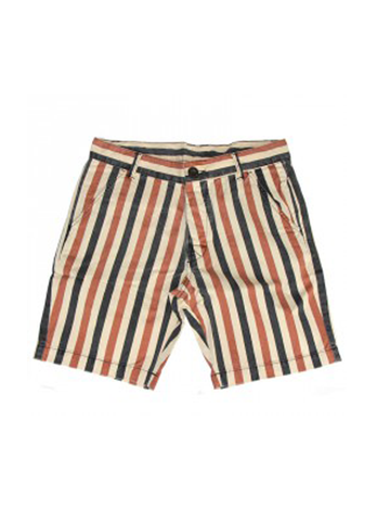 Alcatraz Shorts - Red