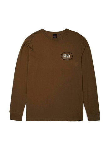 Long Sleeved Greenroom Shirt