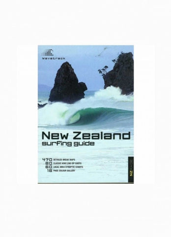 THE NEW ZEALAND SURFING GUIDE