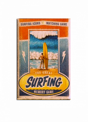 The Great Surfing Memory Game