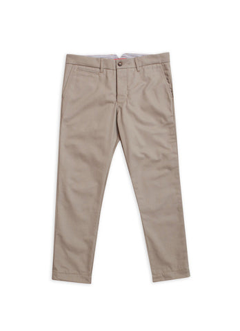 Pacific Crop Chinos in Khaki