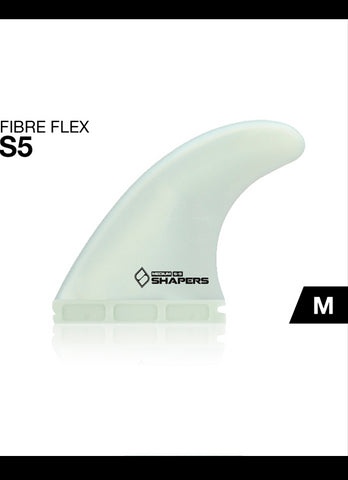 Shapers S-5 Fibre Flex - Future Base
