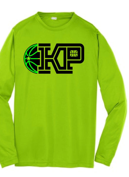 KY Premier Long Sleeved Dri-Fit Shooting Shirt