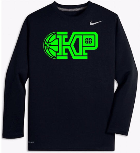 KY Premier NIKE Long Sleeve Shooting Shirt