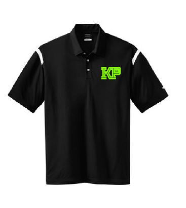 Kentucky Premier Color Block Dri-Fit Nike Golf Polo Men's