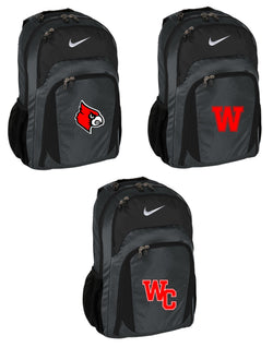 Wayne County Cardinals NIKE Backpack