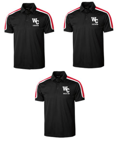 WAYNE COUNTY WC LOGO CUSTOMIZED POLO