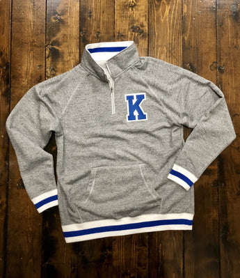 Bluegrass K Old School 1/4 ZIP
