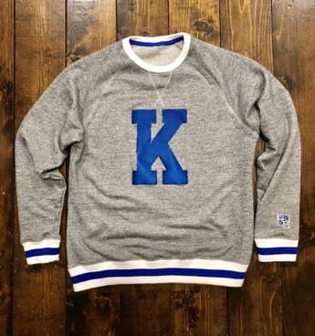 Bluegrass K Old School Crewneck