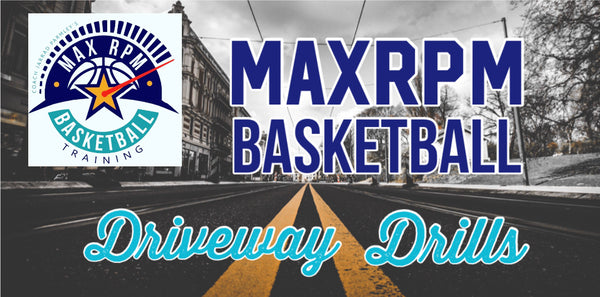MaxRPM Driveway Drills (ULTIMATE CONTROL PROGRESSIONS ON THE MOVE)