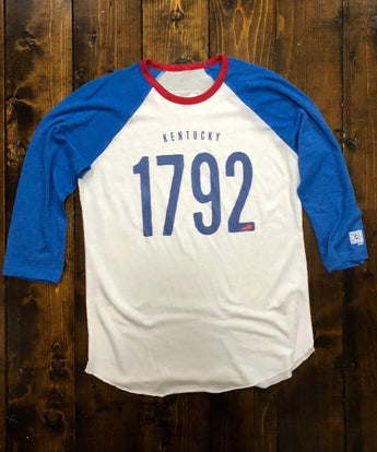 Red, White & Blue KY Raglan
