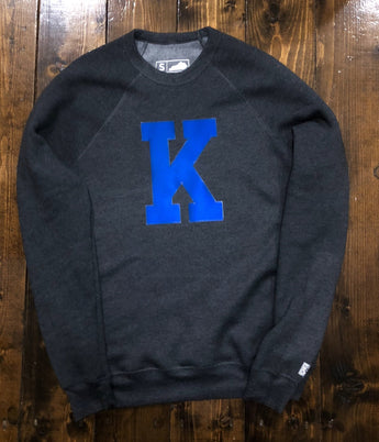 Bluegrass K Crewneck Sweatshirt
