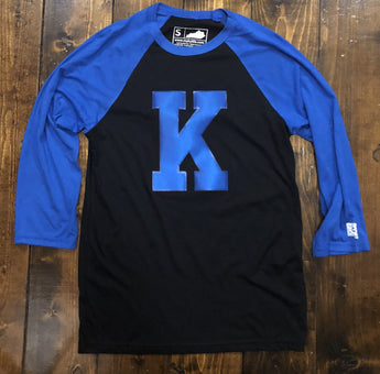 Bluegrass K Two Tone Raglan