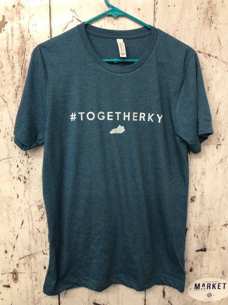Team Kentucky #TogetherKY Super Soft T-Shirt