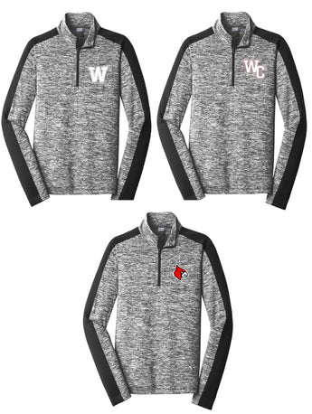 Wayne Co. Heather Pullover