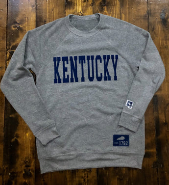 Kentucky Vintage College Crewneck Sweatshirt